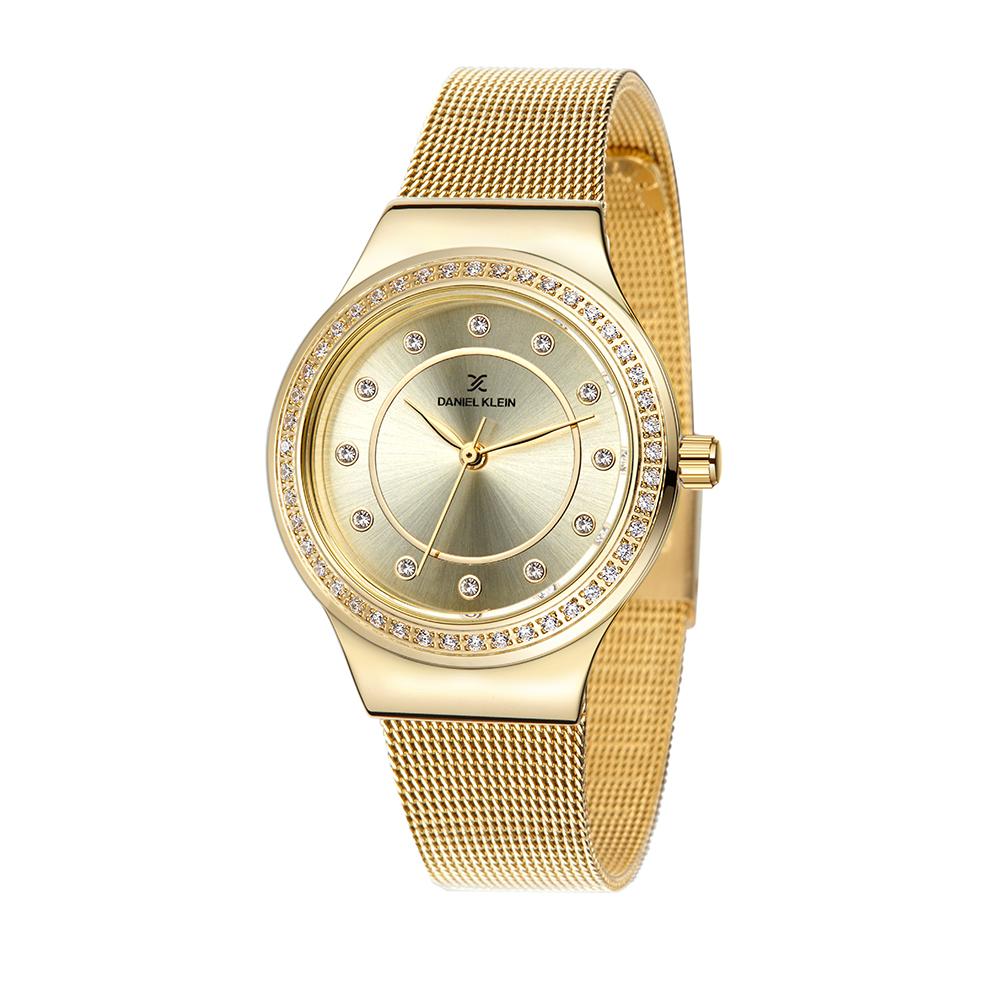 1+1 GRATIS – Ceas de dama Daniel Klein Premium DK10714-2