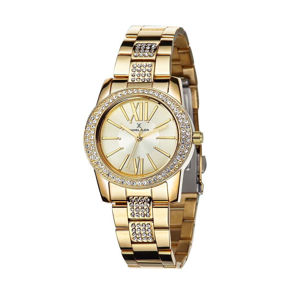 1+1 GRATIS – Ceas de dama Daniel Klein Premium DK10762-2