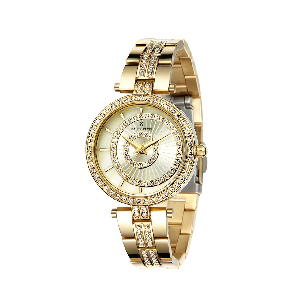 1+1 GRATIS – Ceas de dama Daniel Klein Premium DK10834-3