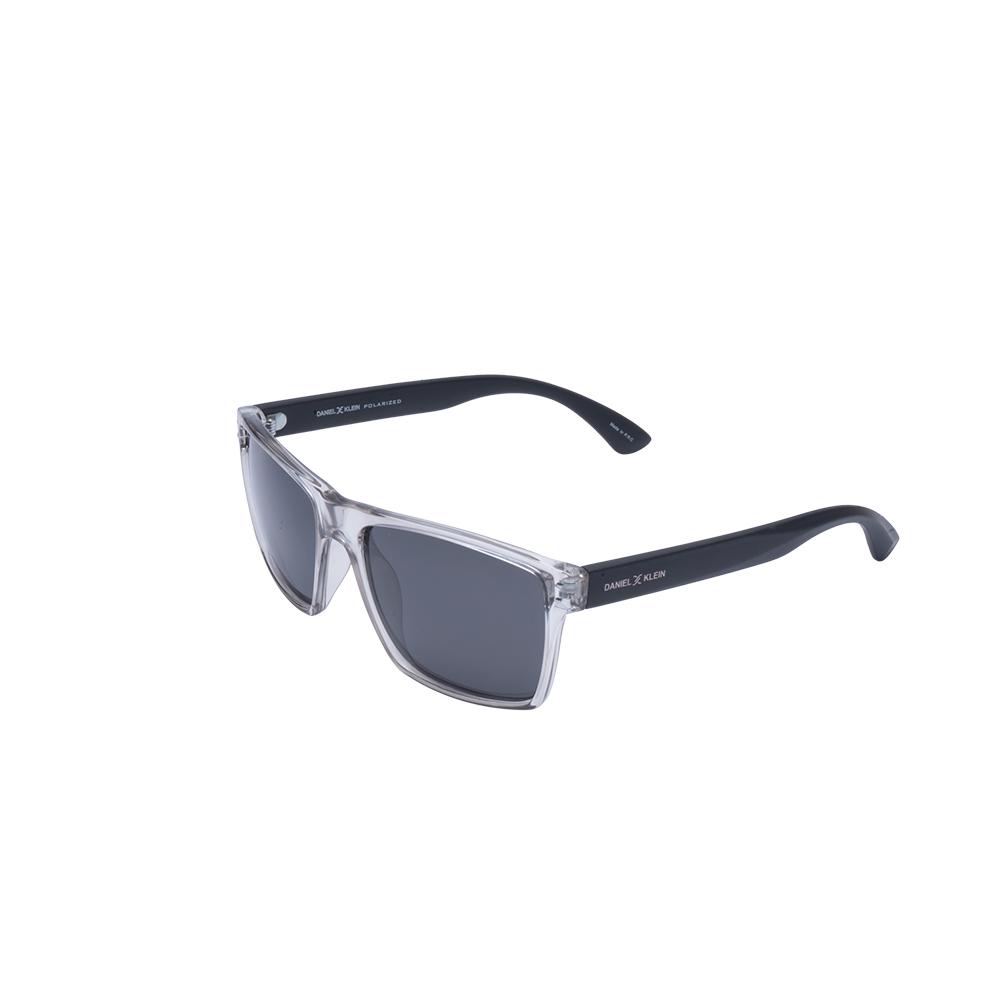 magazin super popular nou ridicat Ochelari de soare negri pentru barbati Daniel Klein Premium DK3226 ...
