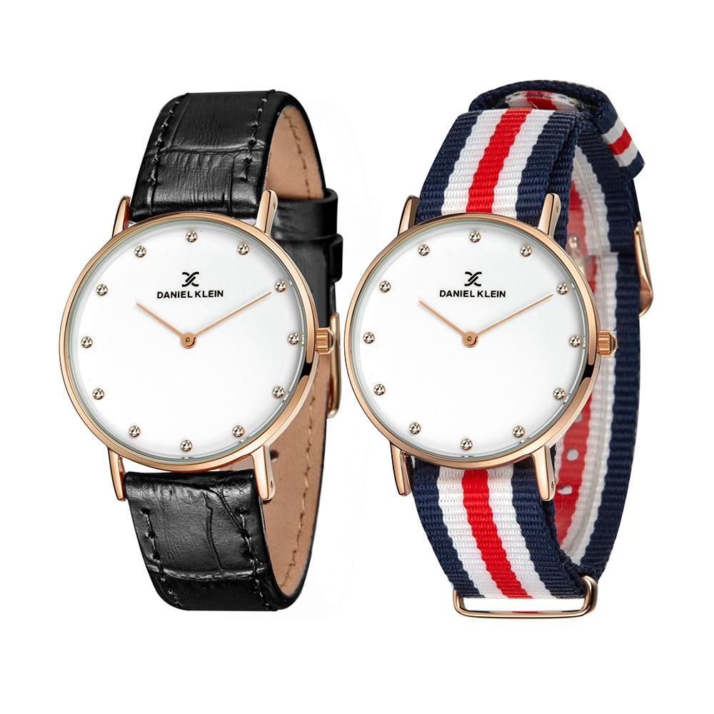 ceas de dama daniel klein dk10846-1