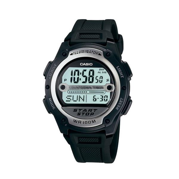 Ceas pentru barbati, Casio Sporty Analog, W-756-1AVDF