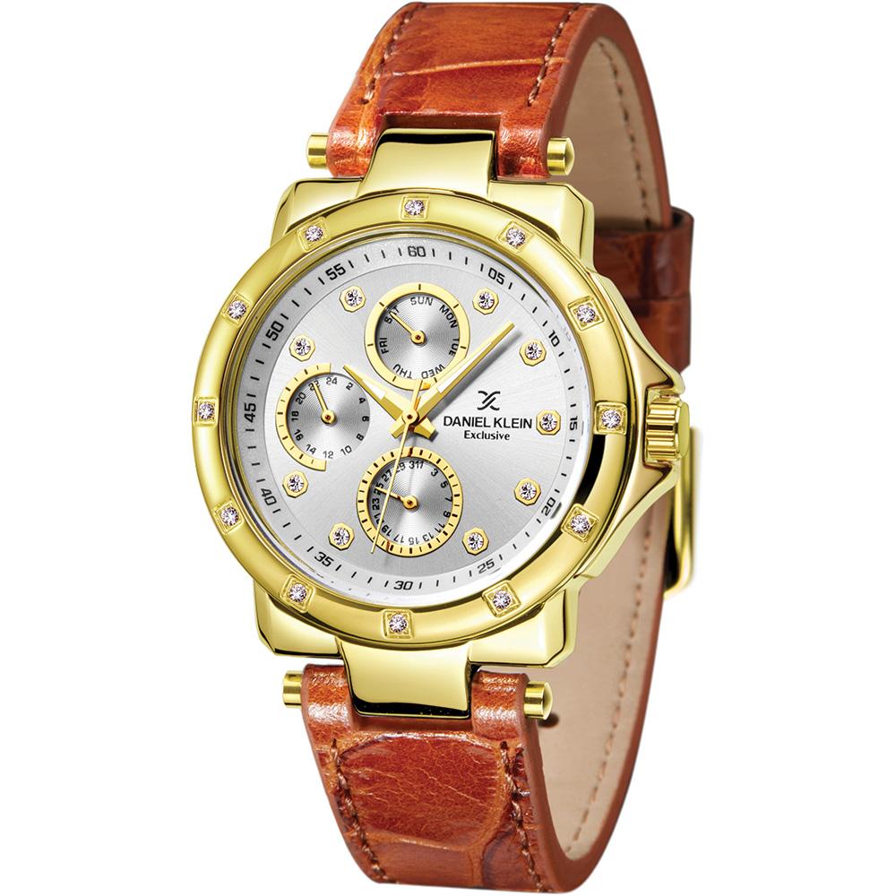ceas de dama daniel klein dk11166-5