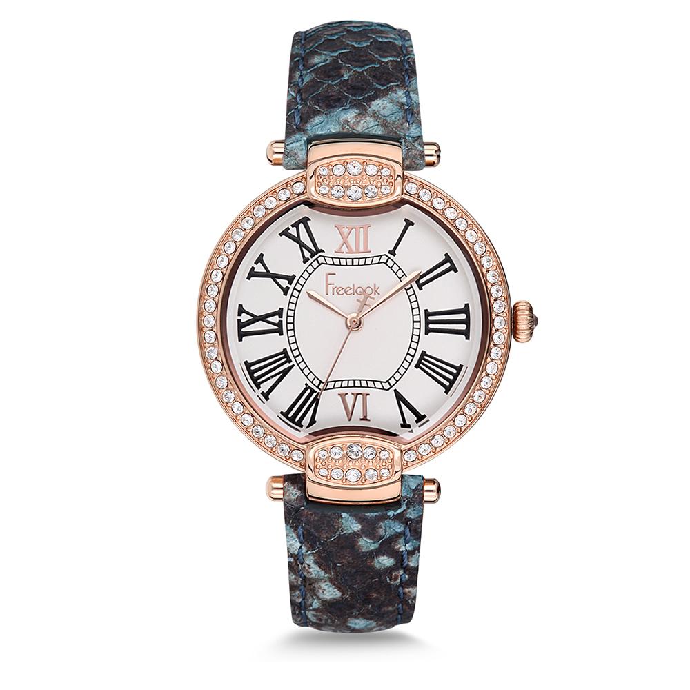 Ceas pentru dama, Freelook Swarovski, F.1.1053.04