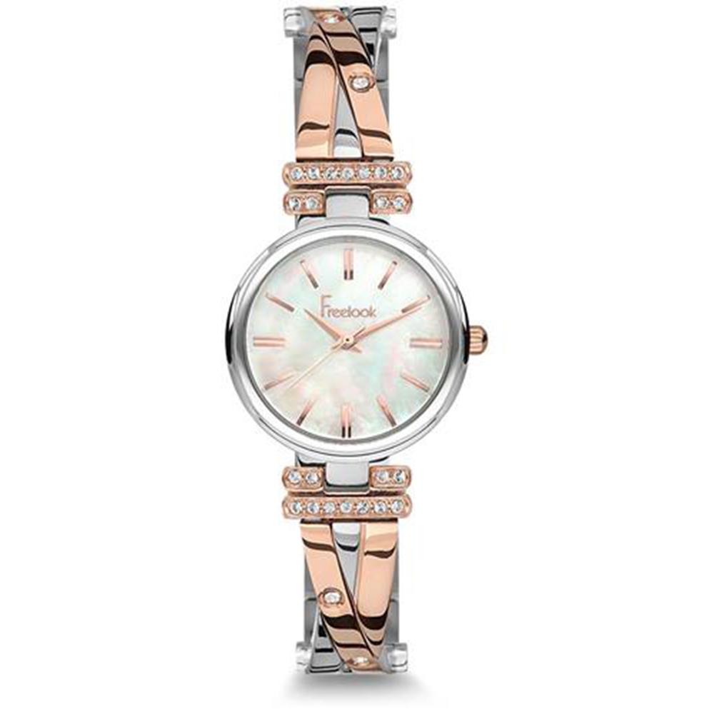 Ceas pentru dama, Freelook Swarovski, F.6.1005.04