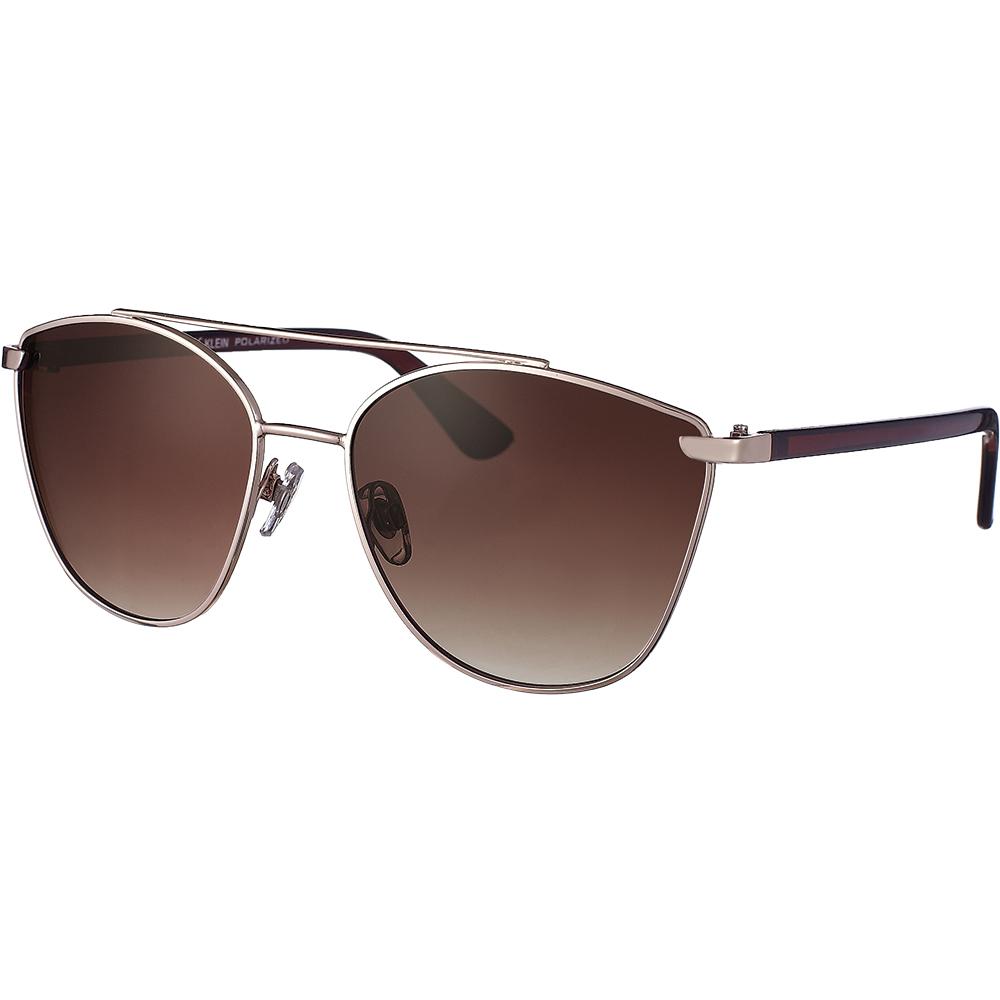 Ochelari de soare maro de dama Daniel Klein DK4100-1