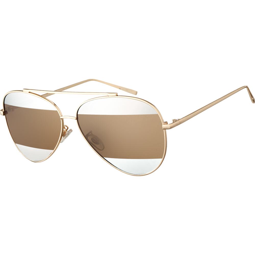 Ochelari de soare maro de dama Daniel Klein DK4147-4