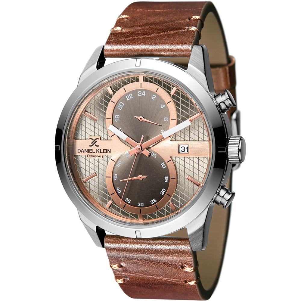 Ceas pentru barbati, Daniel Klein Exclusive, DK11360-7