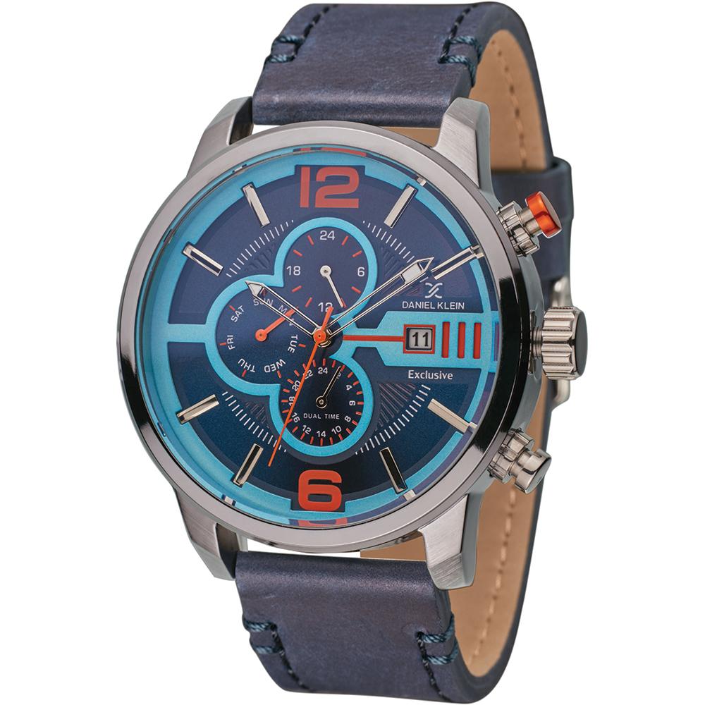 Imagine indisponibila pentru Ceas pentru barbati Daniel Klein Exclusive DK11429-3