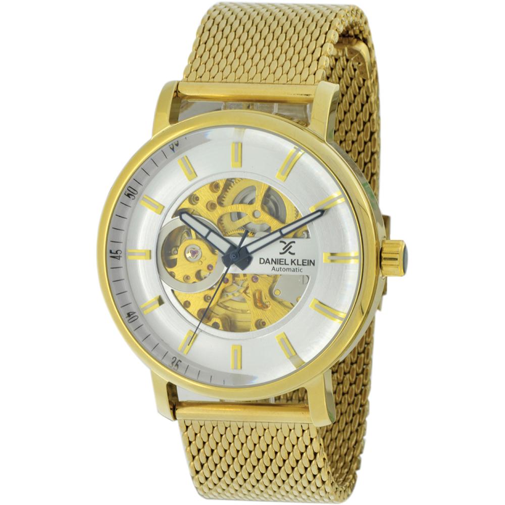 ceas pentru barbati daniel klein skeleton dk11446-4