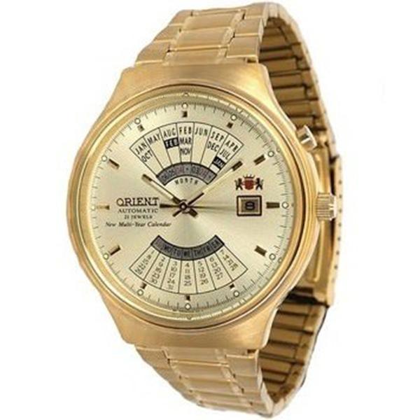 Imagine indisponibila pentru Ceas pentru barbati Orient Multi Year Calendar FEU00008CW