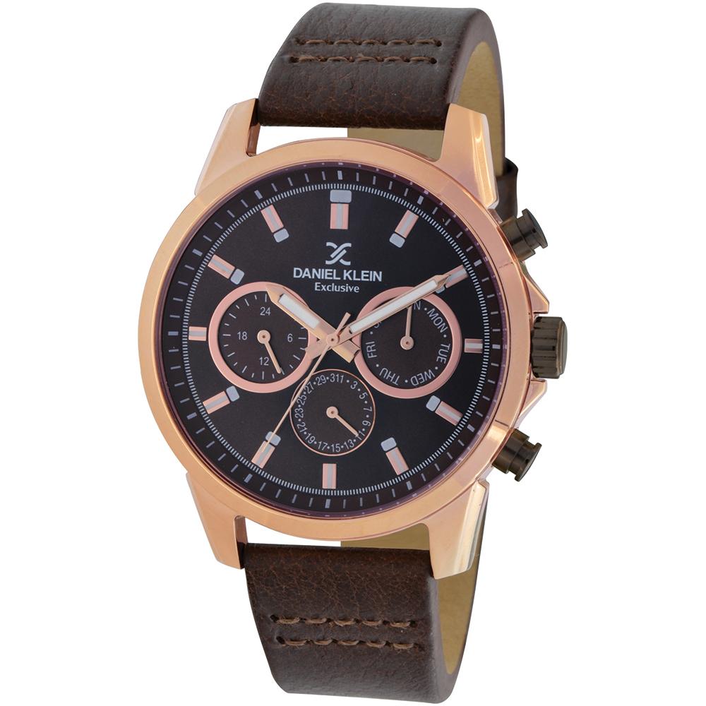 ceas pentru barbati daniel klein exclusive dk11557-5