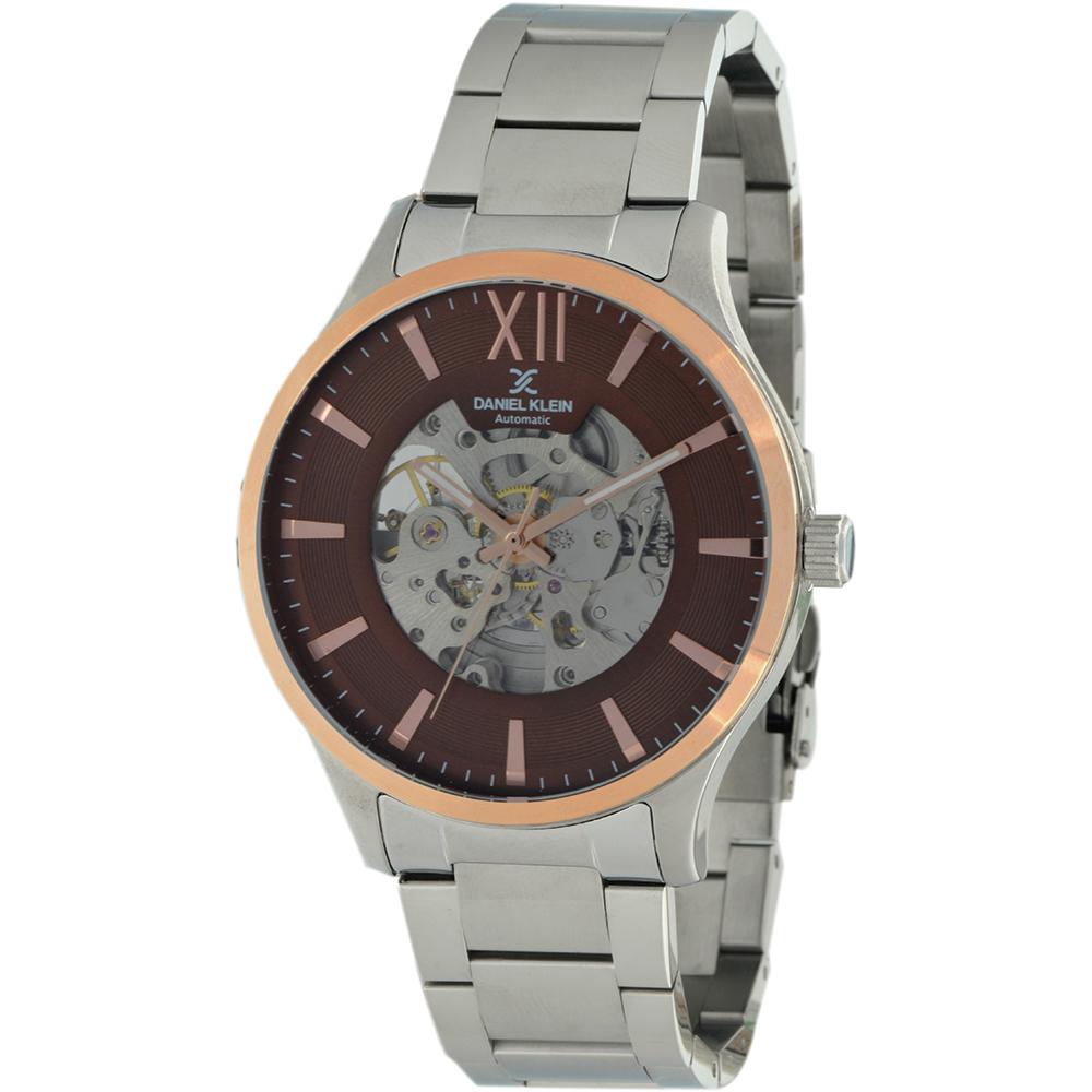 ceas pentru barbati daniel klein skeleton dk11439-2