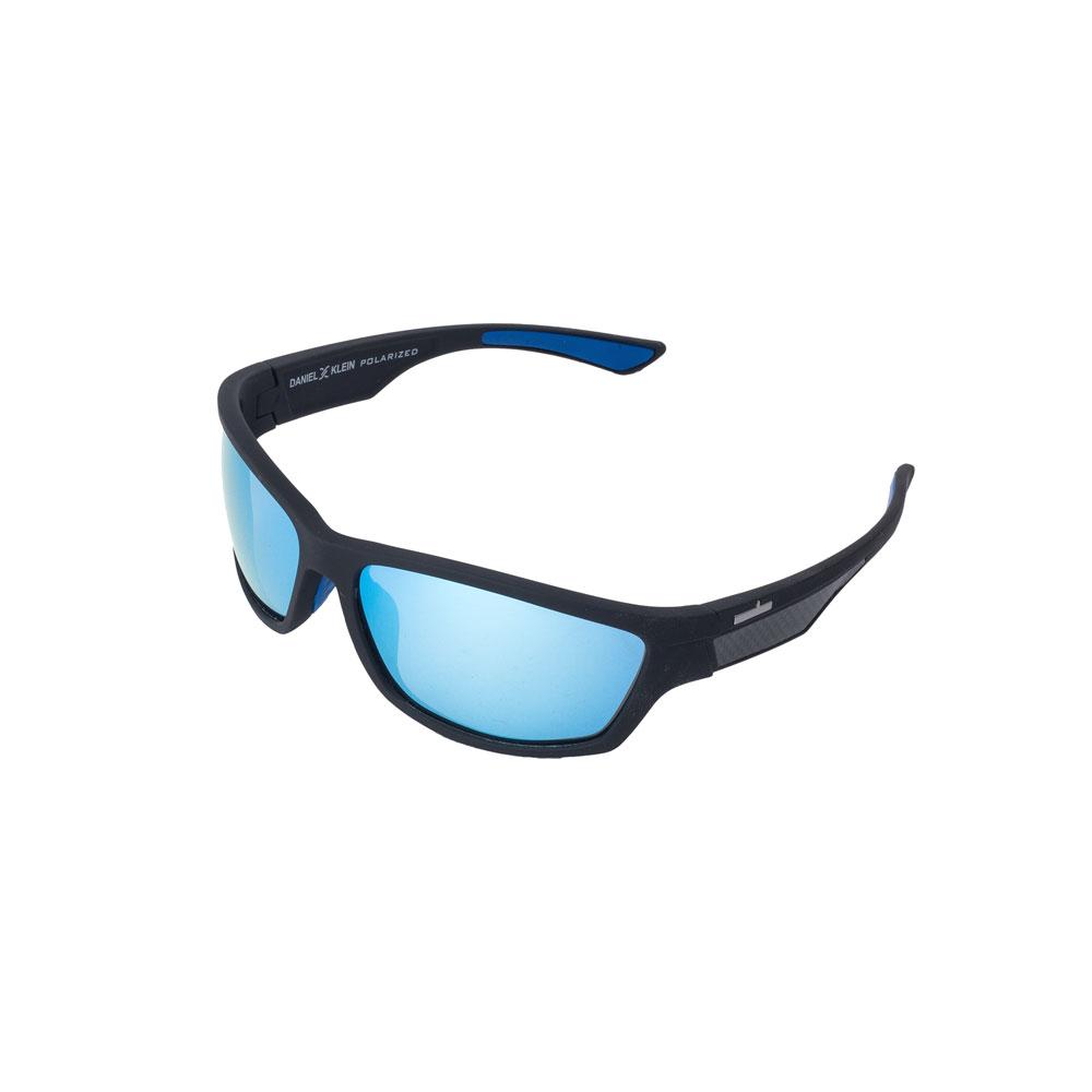 Ochelari de soare albastri, pentru barbati, Daniel Klein Premium DK3138-3