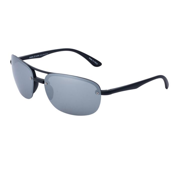 Ochelari de soare gri, pentru barbati, Daniel Klein Premium, DK3165-1