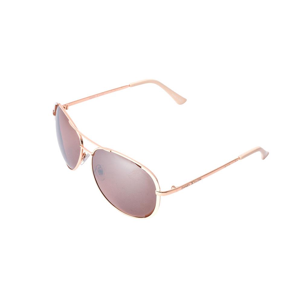Ochelari de soare maro, pentru dama, Daniel Klein Trendy DK4221-3