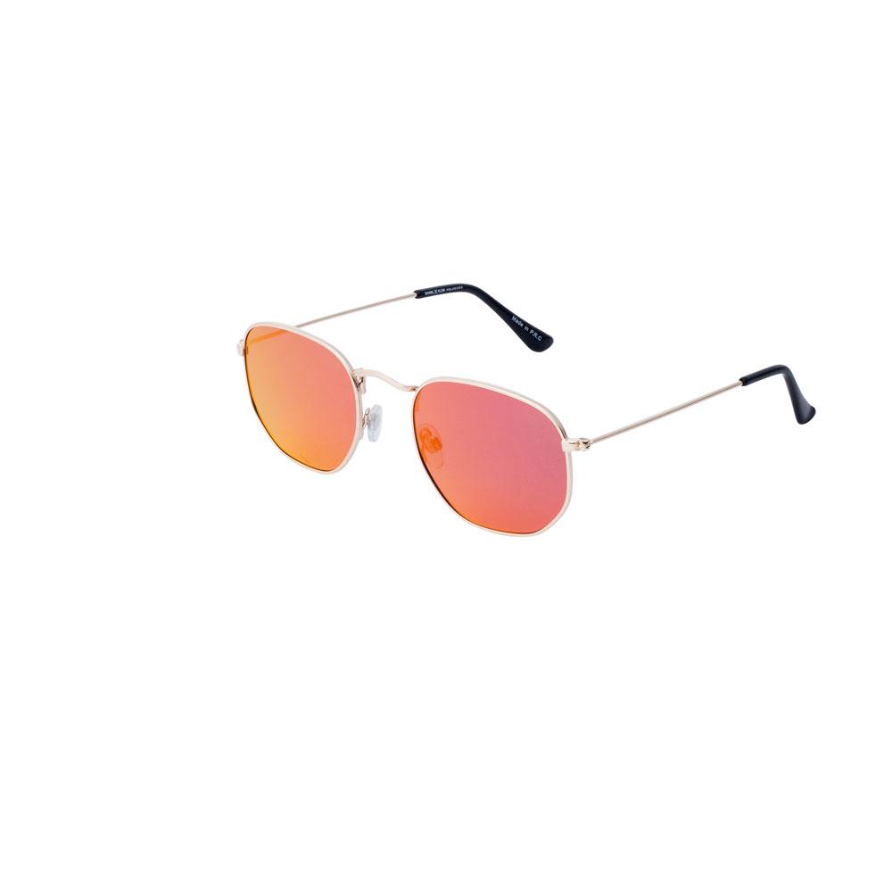 Ochelari de soare portocalii, pentru dama, Daniel Klein Trendy, DK4206-1