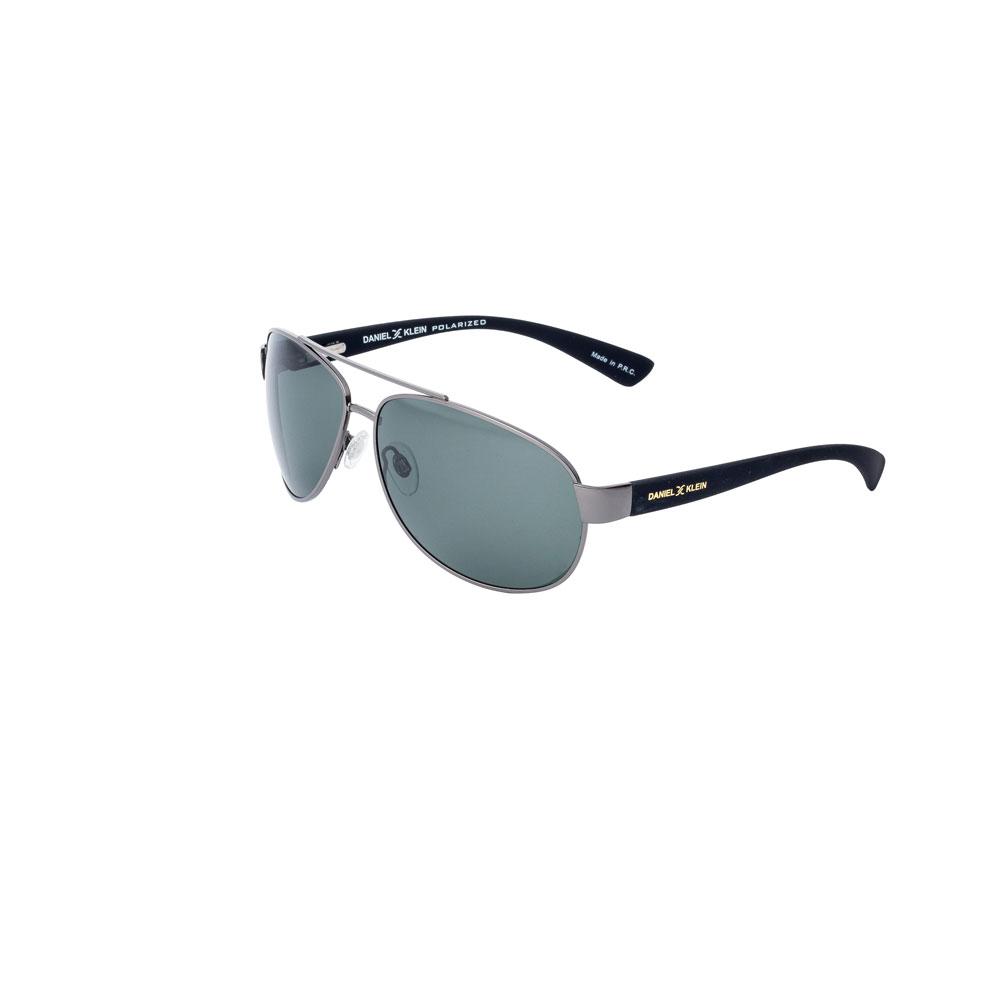 Ochelari de soare verzi, pentru barbati, Daniel Klein Premium, DK3175-2