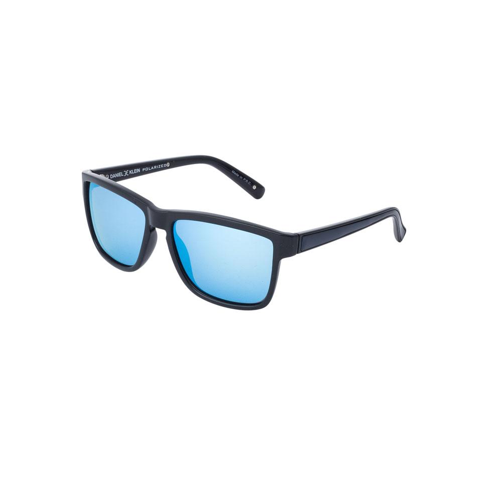 Ochelari de soare albastri, pentru barbati, Daniel Klein Premium DK3136-3