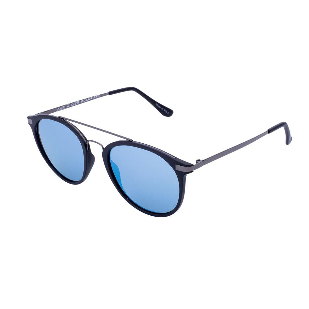 Ochelari de soare albastri, pentru barbati, Daniel Klein Trendy, DK3143-4