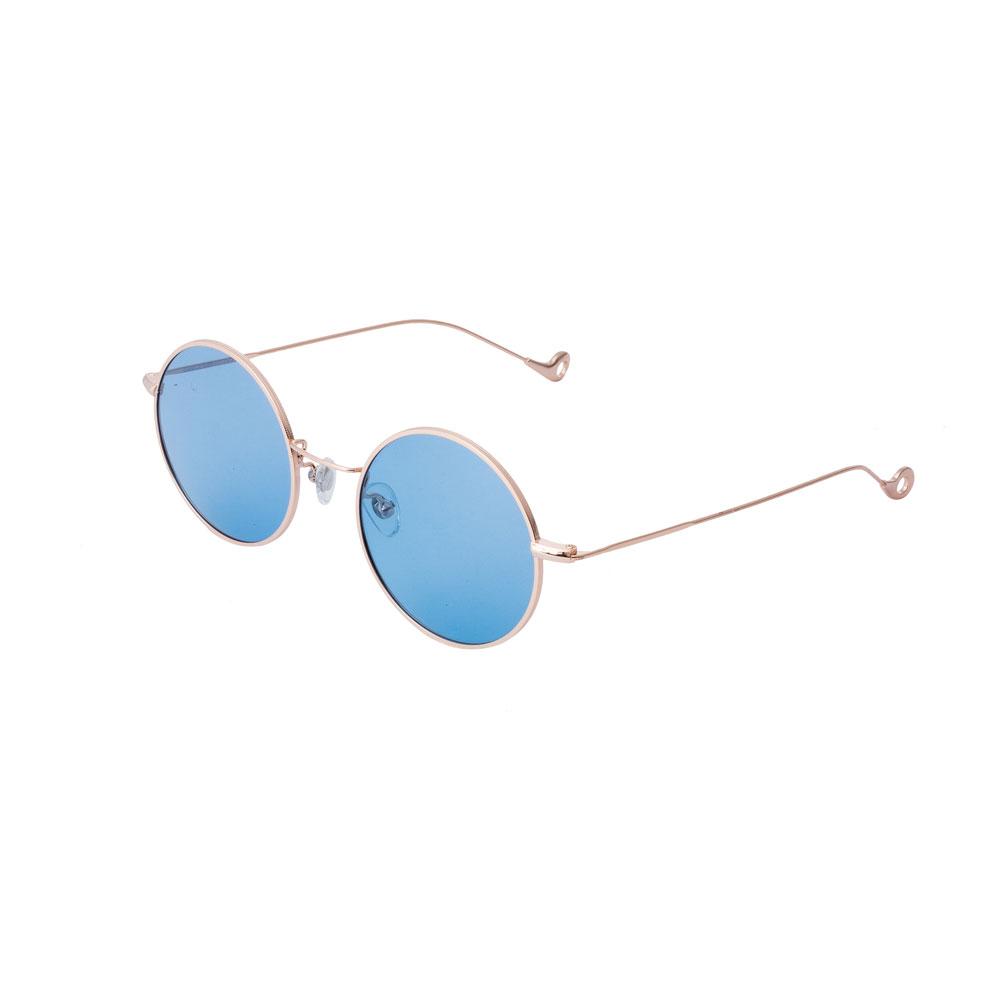 Ochelari de soare albastri, pentru dama, Daniel Klein Trendy, DK4215-5