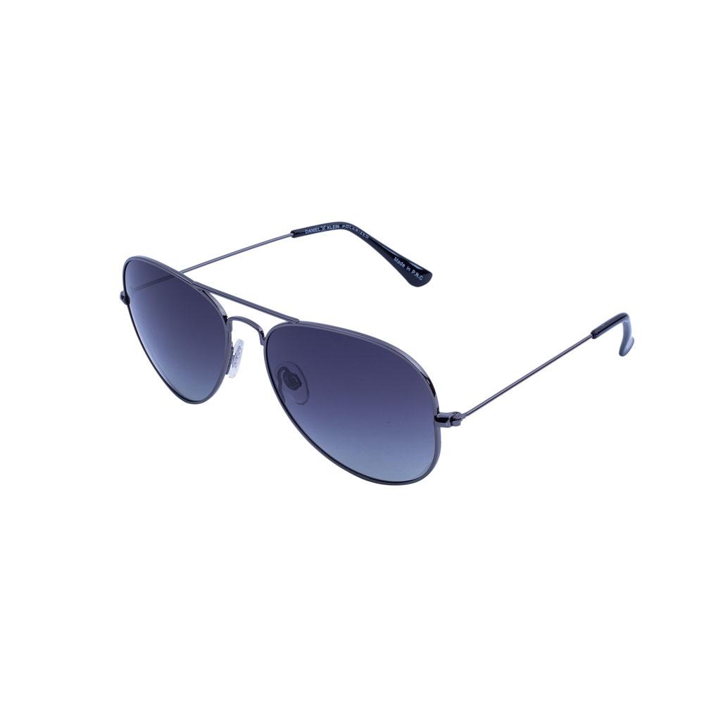 Ochelari de soare antracit, pentru barbati, Daniel Klein Premium DK3053-3