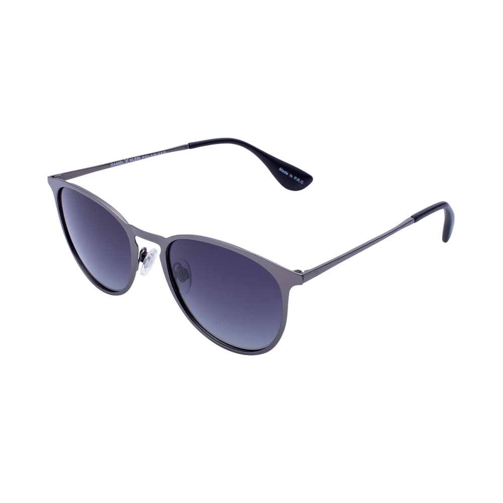 Ochelari de soare antracit, pentru barbati, Daniel Klein Premium DK3174-2