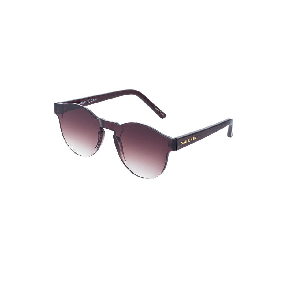 Ochelari de soare cafenii, pentru dama, Daniel Klein Exclusive DK4202P-3