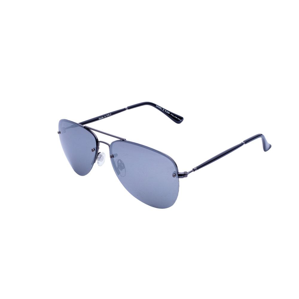 Ochelari de soare gri, pentru barbati, Daniel Klein Premium, DK3057-9