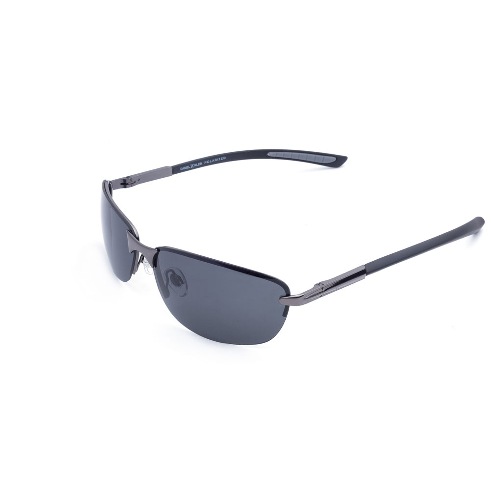 Imagine indisponibila pentru Ochelari de soare gri, pentru barbati, Daniel Klein Premium DK3152-3