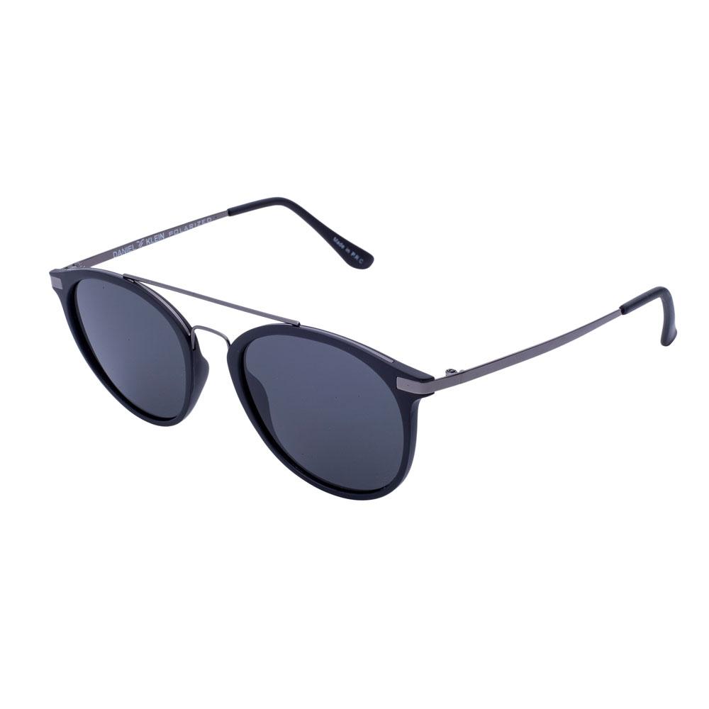 Ochelari de soare gri, pentru barbati, Daniel Klein Trendy DK3143-3