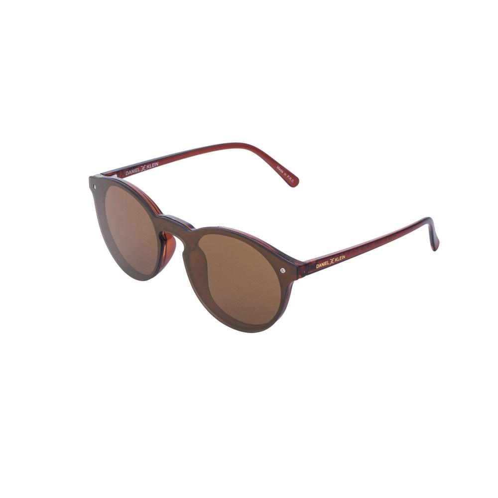 Ochelari de soare maro, pentru dama, Daniel Klein Trendy DK4179P-3