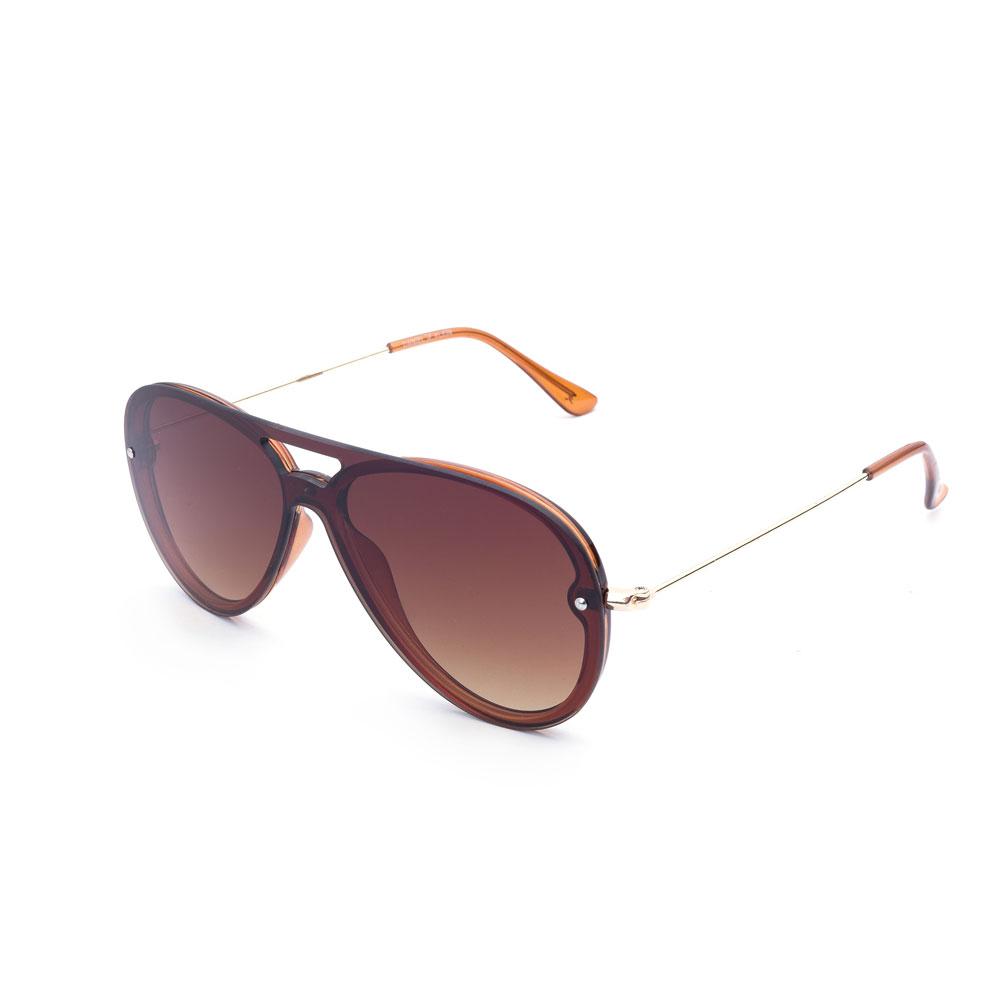 Ochelari de soare maro, pentru dama, Daniel Klein Trendy DK4180P-7