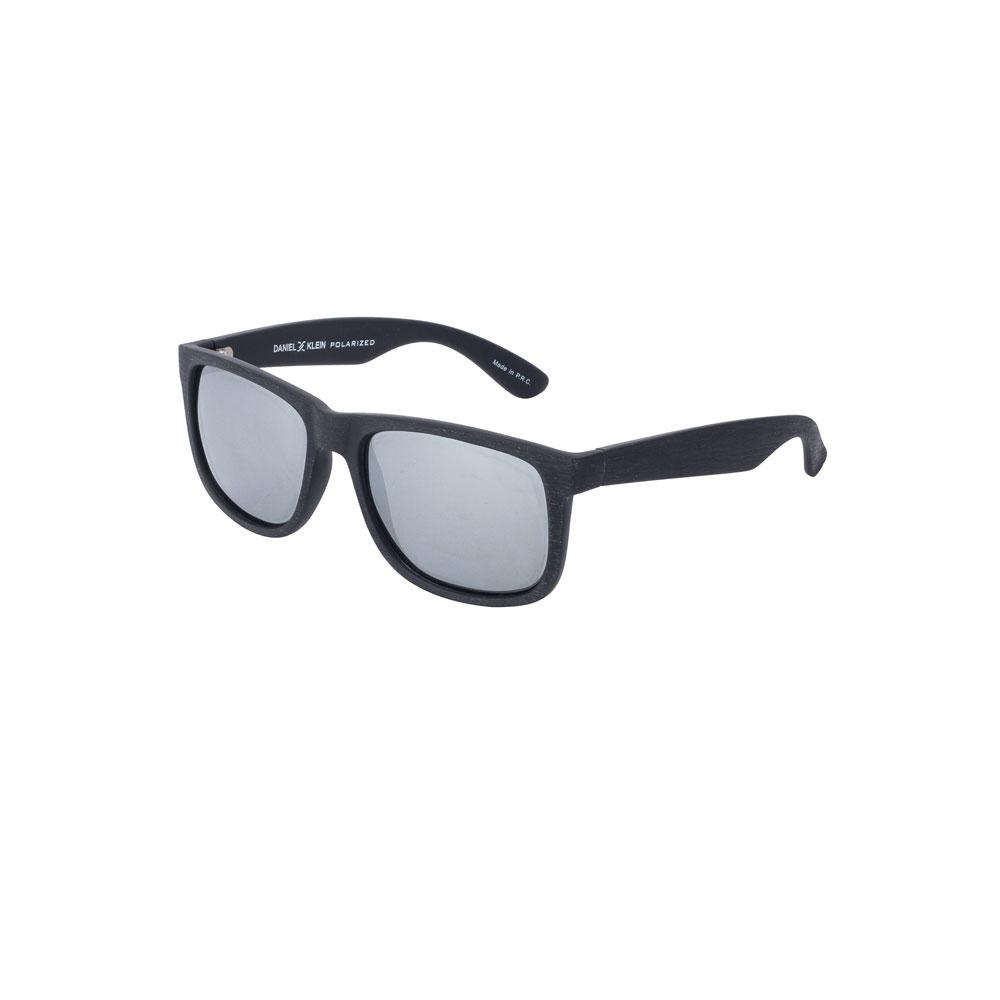 Ochelari de soare negri, pentru barbati, Daniel Klein Premium DK3115-1
