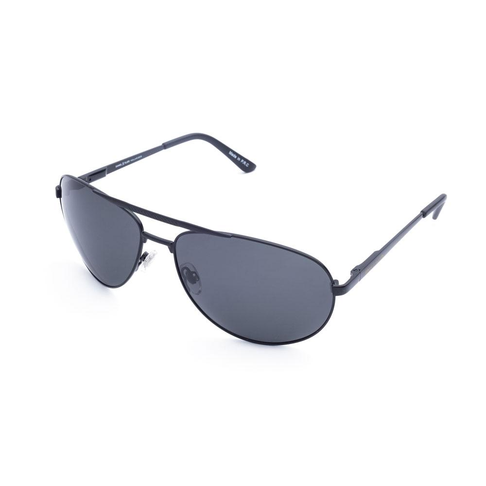 Ochelari de soare negri, pentru barbati, Daniel Klein Premium DK3149-5