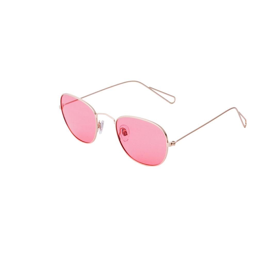 Ochelari de soare roz, pentru dama, Daniel Klein Sunglasses, DK4216-4
