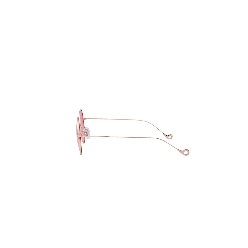 Ochelari de soare roz, pentru dama, Daniel Klein Trendy, DK4215-6