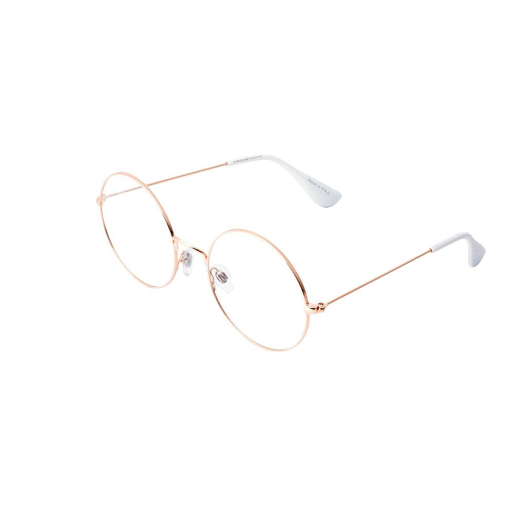 Ochelari de soare transparent, pentru dama, Daniel Klein Trendy, DK4168P-6