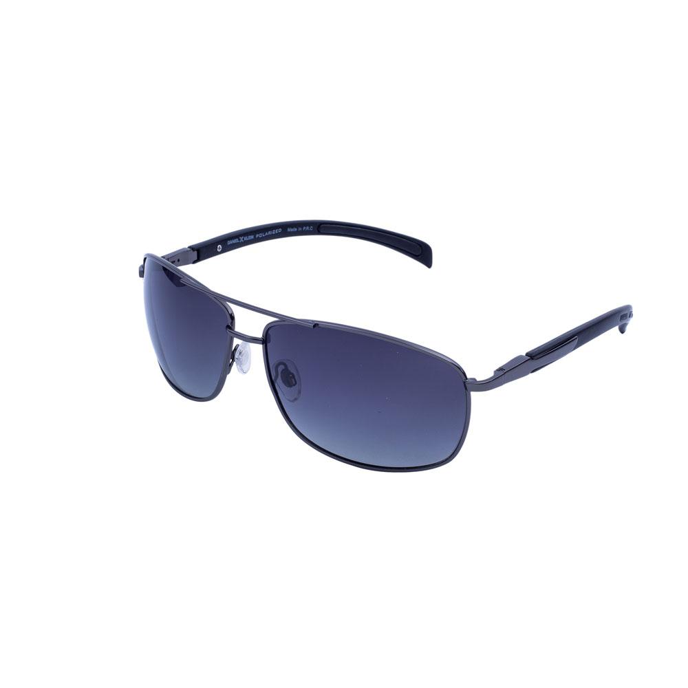 Ochelari de soare antracit, pentru barbati, Daniel Klein Premium DK3148-2