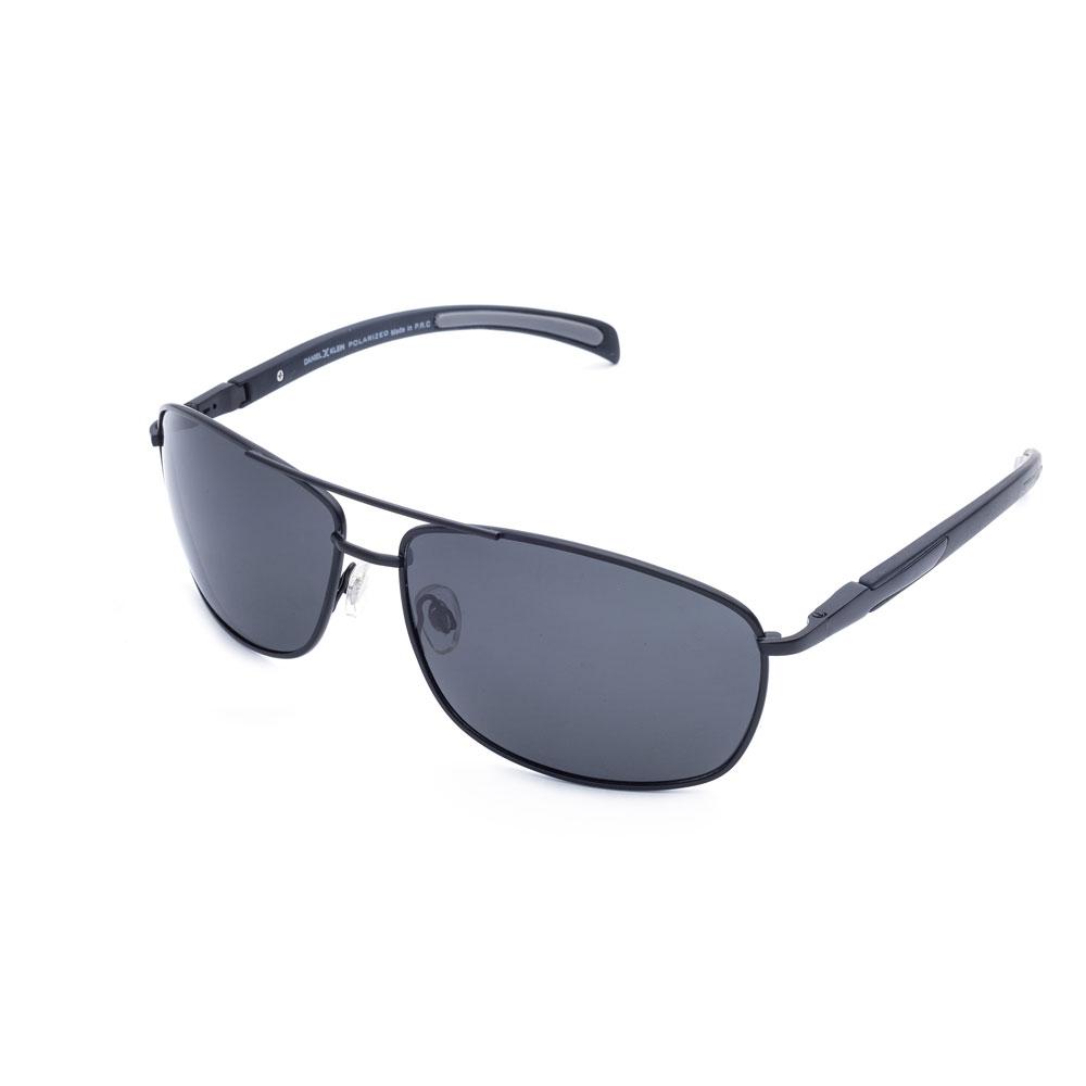 Ochelari de soare gri, pentru barbati, Daniel Klein Premium, DK3148-5