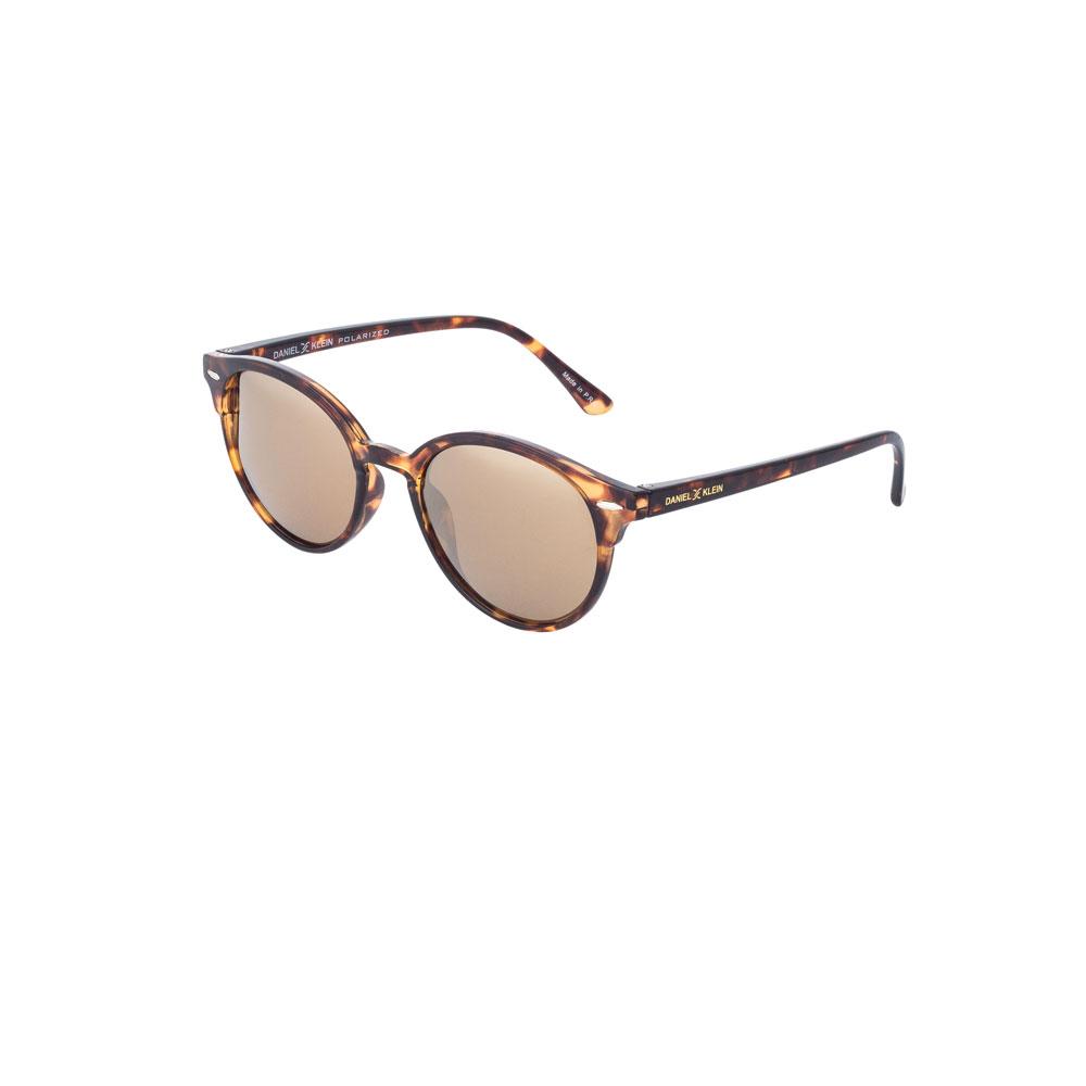 Ochelari de soare maro, pentru barbati, Daniel Klein Trendy DK3144-1