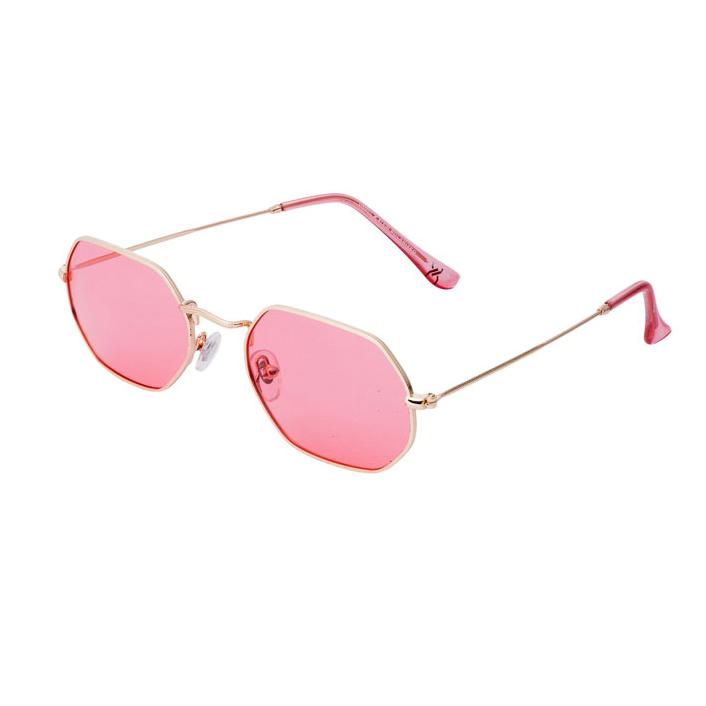 Ochelari de soare roz, pentru dama, Daniel Klein Trendy DK4184-6