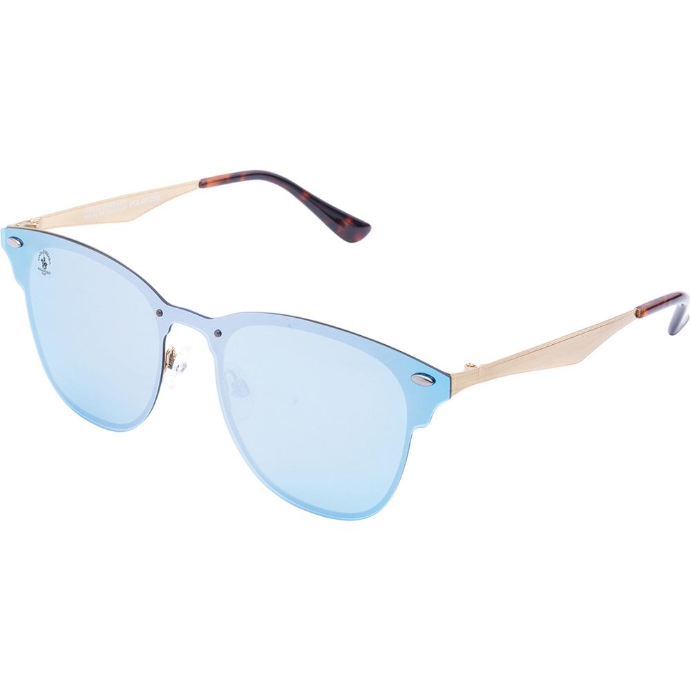 Ochelari de soare albastri, pentru barbati, Santa Barbara Polo Legend, SB1027-3