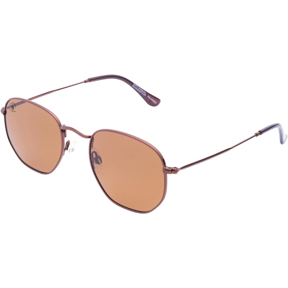 Ochelari de soare maro, pentru barbati, Santa Barbara Polo Noble, SB1025-2