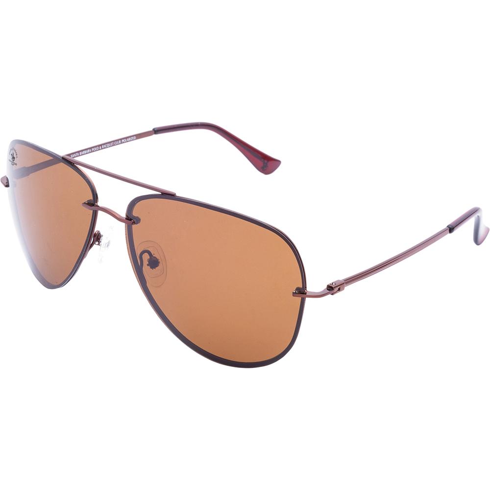 Ochelari de soare maro, pentru barbati, Santa Barbara Polo Noble, SB1032-2