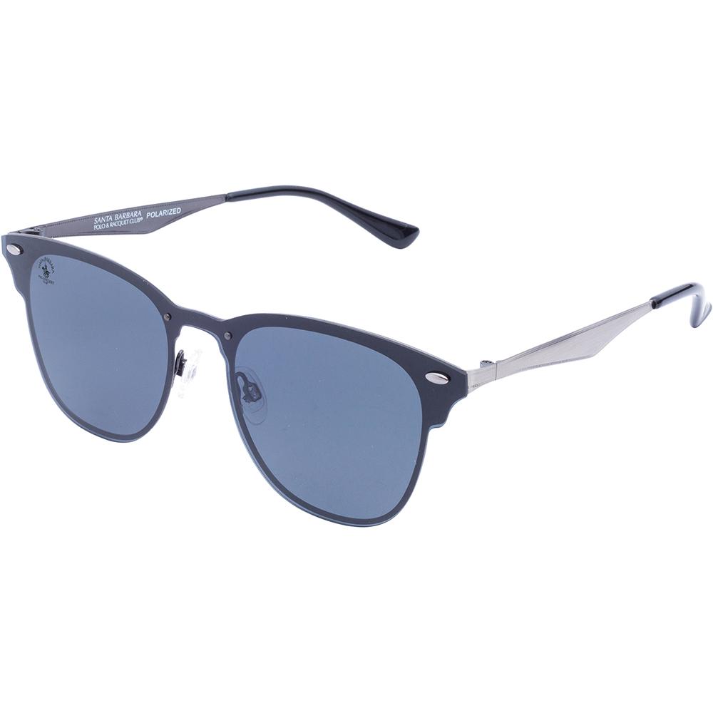 Ochelari de soare negri, pentru barbati, Santa Barbara Polo Legend, SB1027-1