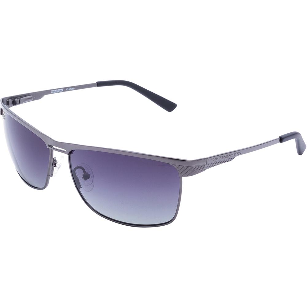 Ochelari de soare negri, pentru barbati, Santa Barbara Polo Legend, SB1037-2