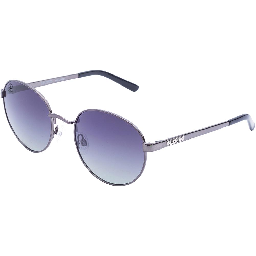 Ochelari de soare negri, pentru barbati, Santa Barbara Polo Noble, SB1043-2