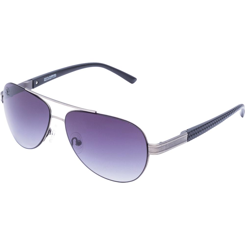 Ochelari de soare negri, pentru barbati, Santa Barbara Polo Prive, SB1030P-1