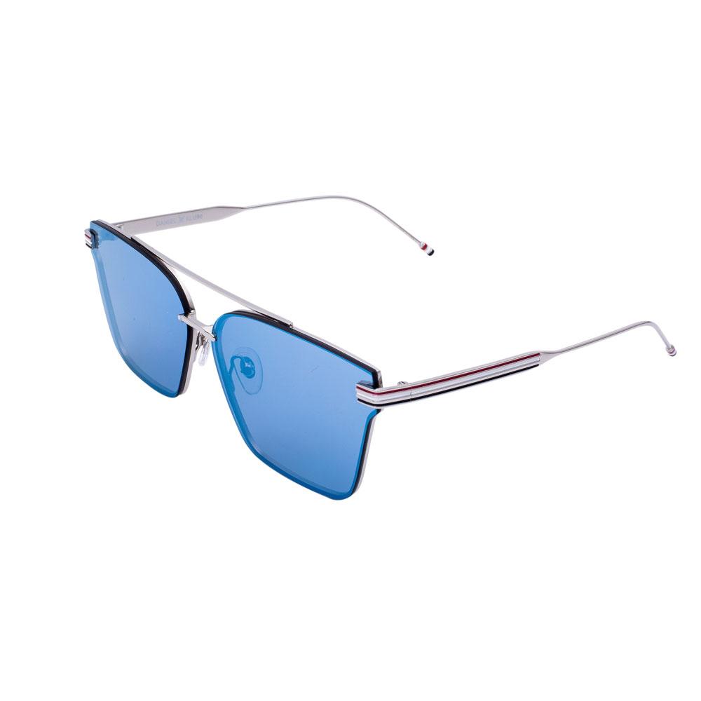Ochelari de soare albastri, pentru dama, Daniel Klein Trendy, DK4240P-1